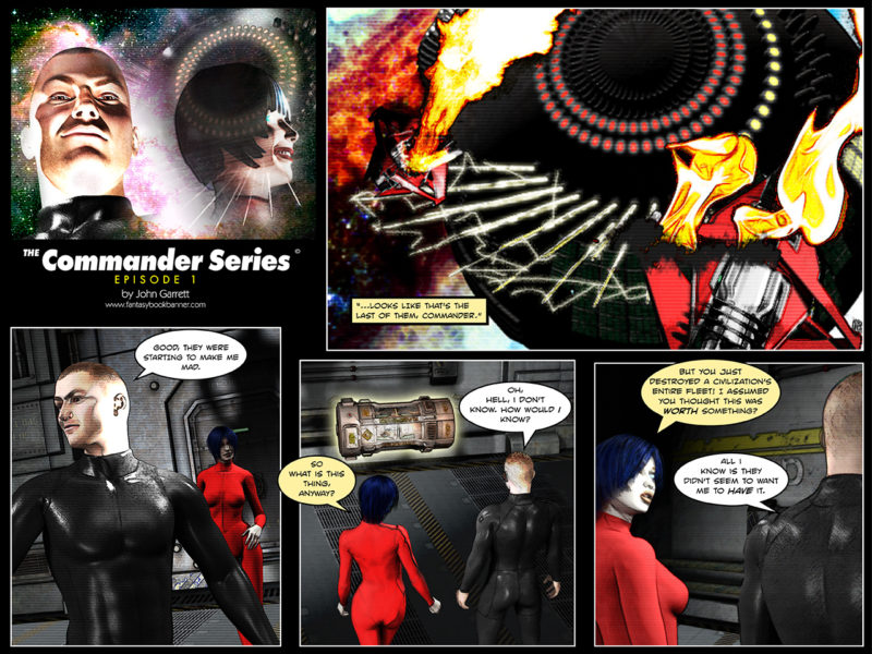 The Commander Series 01