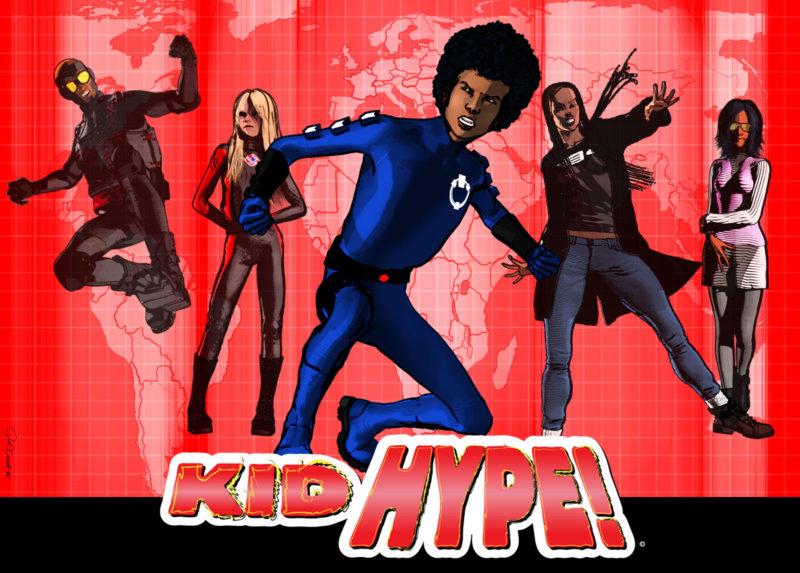 Kid Hype 2016